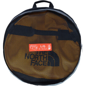 The North Face Base Camp Duffelilaukku L, summit gold/tnf black